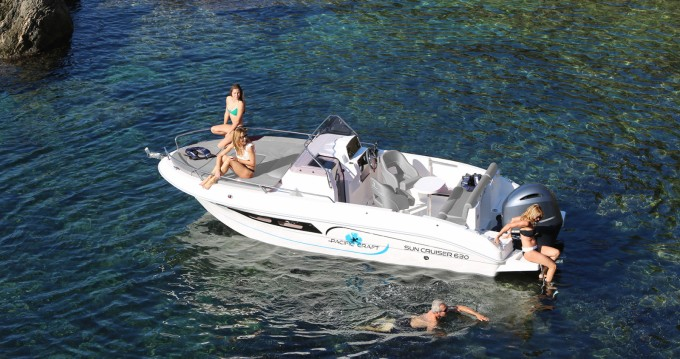 Boat rental Pacific Craft 630 SUN CRUISER in Sant Antoni de Portmany on Samboat