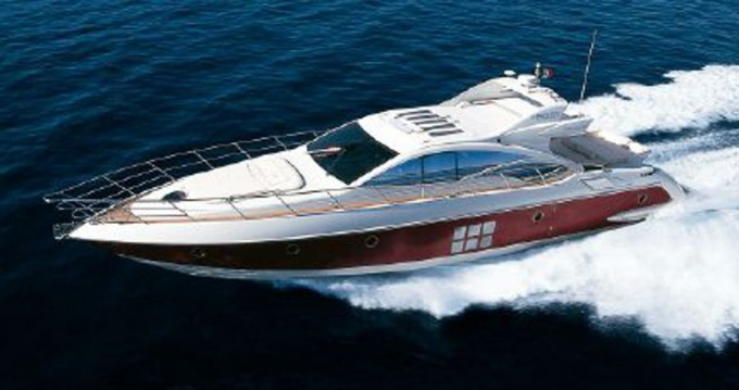 Hire Yacht with or without skipper Azimut Barcelona