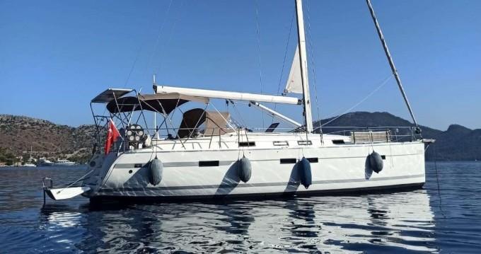 Rental Sailboat in Bodrum - Bavaria Cruiser 45