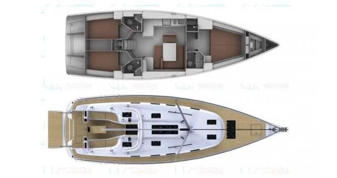 Rent a Bavaria Cruiser 45 Bodrum