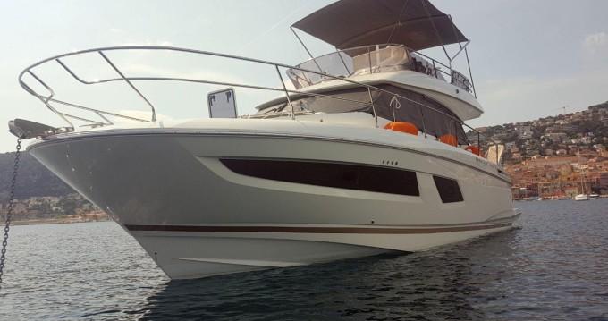 Boat rental Hyères cheap Prestige 420 Fly