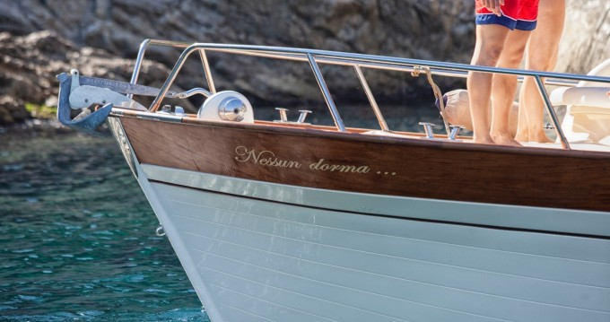 Rental Motorboat in Castellammare di Stabia - Jeranto boats 750