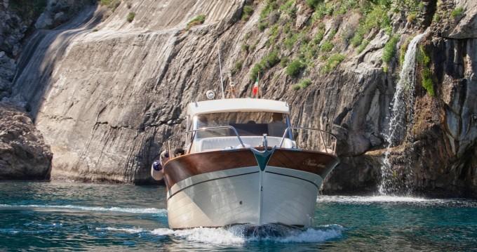 Rent a Jeranto boats 750 Castellammare di Stabia