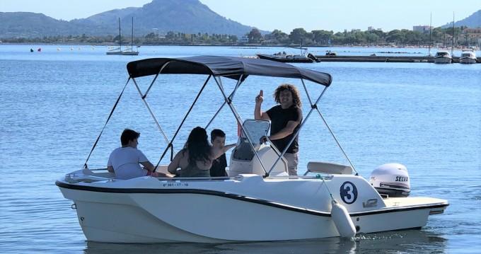 Rental yacht Puerto de Pollensa - V2 BOATS 5.0 SPORT on SamBoat