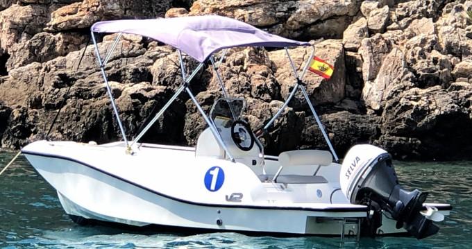 Boat rental Puerto de Pollensa cheap 5.0 SPORT