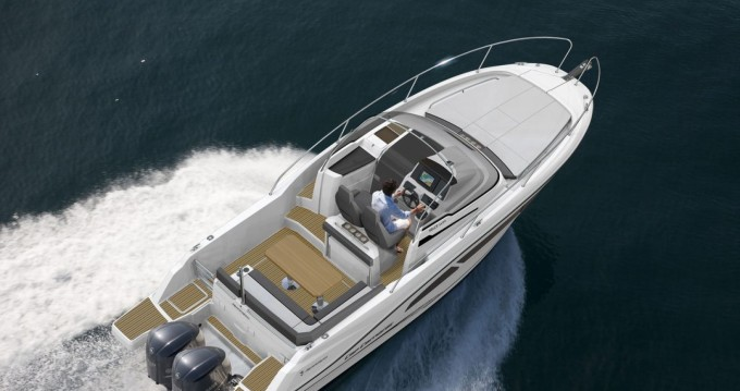 Hire Motorboat with or without skipper Jeanneau Le Lavandou