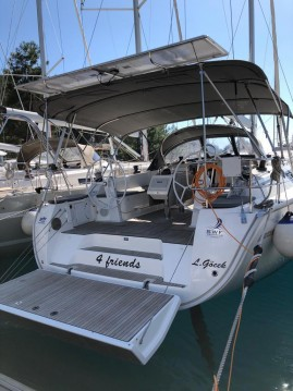 Rental yacht Göcek - Bavaria Cruiser 46 on SamBoat