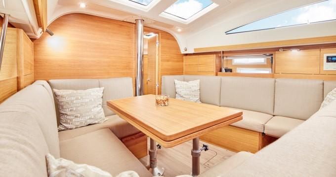 Rental Sailboat in Alimos - Elan Impression 40.1