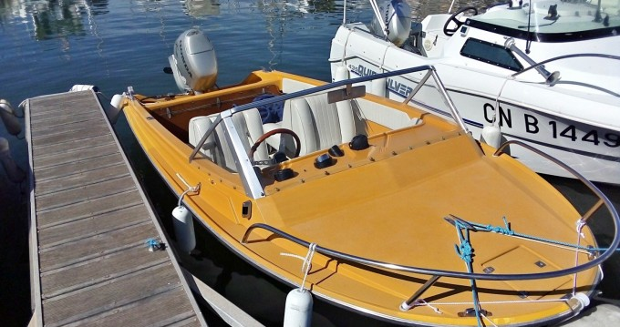 Hire Motorboat with or without skipper Delta Marine Le Barcarès