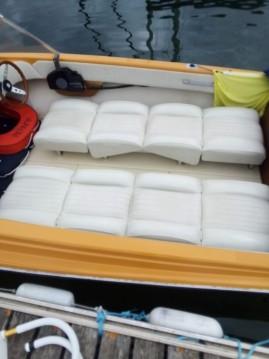 Rental Motorboat in Le Barcarès - Delta Marine Luxe430