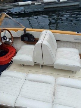 Delta Marine Luxe430 between personal and professional Le Barcarès