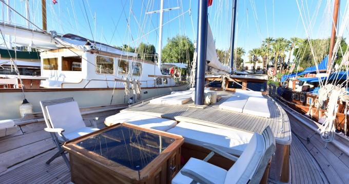 Rental yacht Bodrum - Custom Made Tirhandil on SamBoat