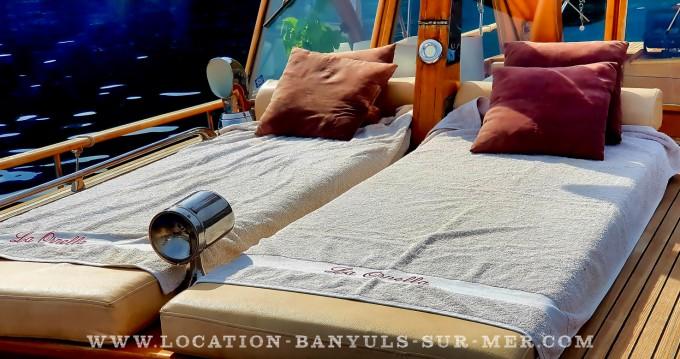 Rental yacht Banyuls-sur-Mer - Arcoa Bateau unique on SamBoat