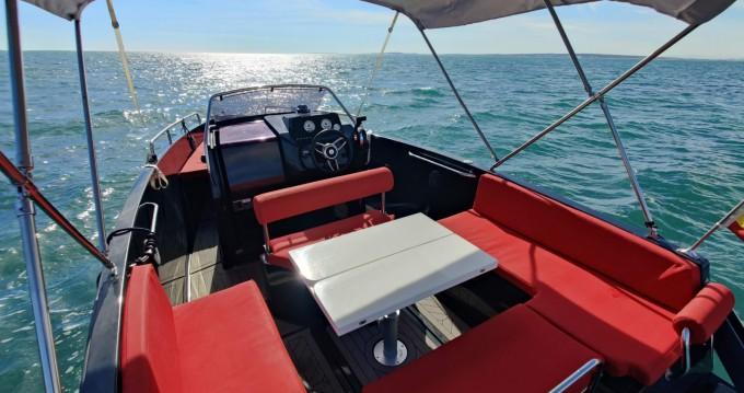Rental yacht Santa Pola - Nuva Nuva M6 Open on SamBoat