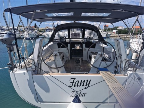 Boat rental Sukošan cheap Hanse 388