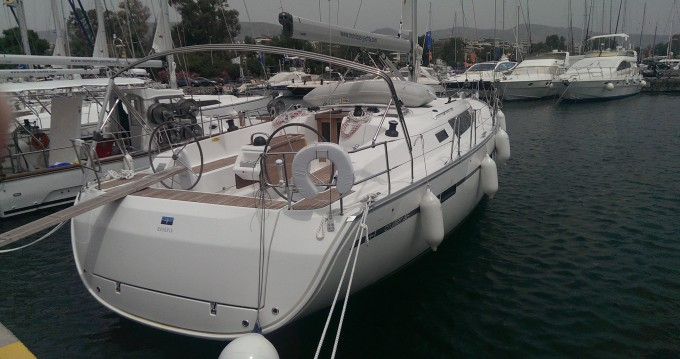 Boat rental Kos cheap Cruiser 46