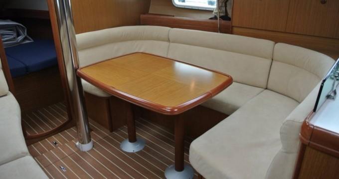 Boat rental Jeanneau Sun Odyssey 39 DS in Hendaye on Samboat