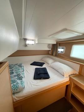 Rental yacht Porto Anzio - Lagoon Lagoon 39 on SamBoat
