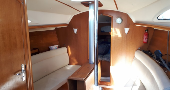 Rental yacht Marseille - Jeanneau Sun Fast 32i on SamBoat