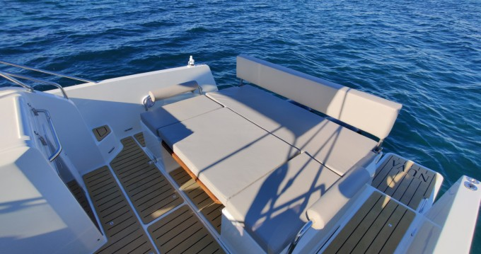 Hire Motorboat with or without skipper Nuva Santa Pola