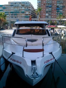 Rent a Mira Ria 800 Sport Alicante