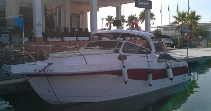 Mira Ria 800 Sport between personal and professional Alicante