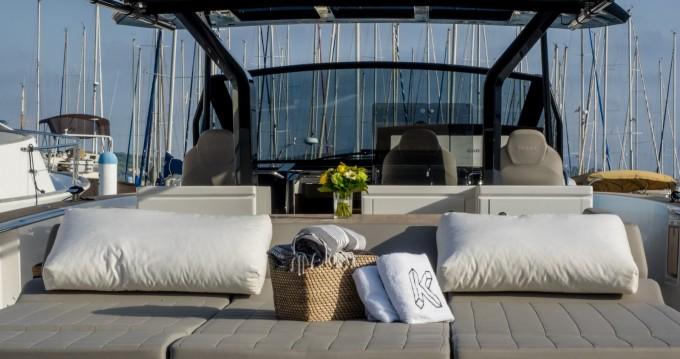 Boat rental Bandol cheap Pardo 50