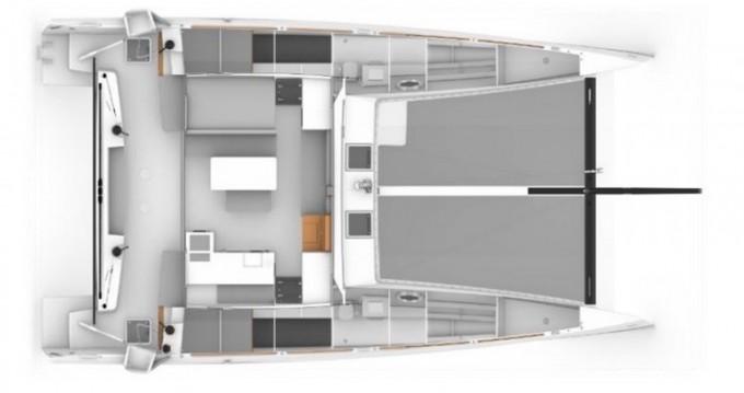 Boat rental Le Marin cheap TS 42