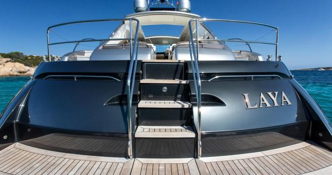 Rental Yacht in Ibiza Island - Princess Princess V65