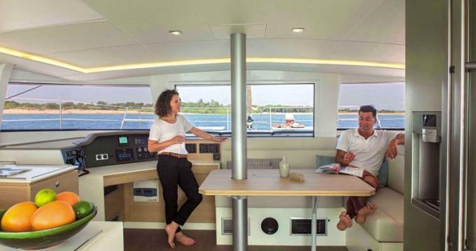 Rental Catamaran in Talamona - Bali Catamarans Bali 4.5 Talamone
