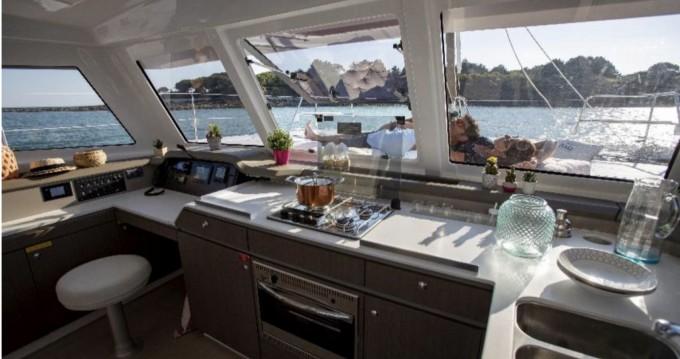 Rental yacht Ibiza Island - Bali Catamarans Bali Catspace MY on SamBoat