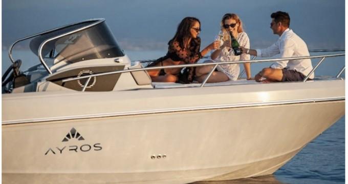 Rent a ayros XA 24 Ibiza Island