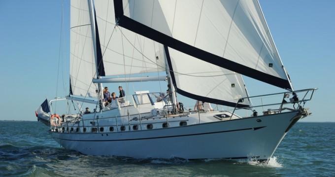 """Rental Sailboat in La Rochelle - Ketch """"Ketch"""""""