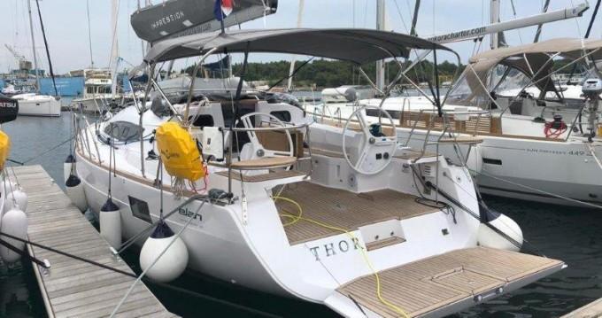 Boat rental Trogir cheap Impression 40