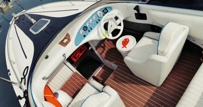 Rental yacht Cannes - Abbate Sea Star 25 on SamBoat
