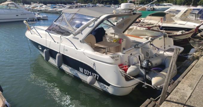Rental Motorboat in Mandelieu-la-Napoule - Sessa Marine C30