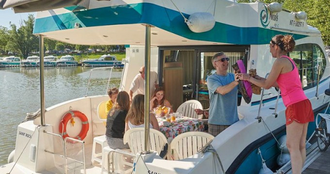 Boat rental Venarey-les-Laumes cheap Sixto Fly C