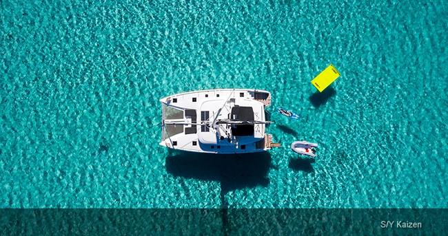 Rental yacht Lávrio - Lagoon Lagoon 46 on SamBoat