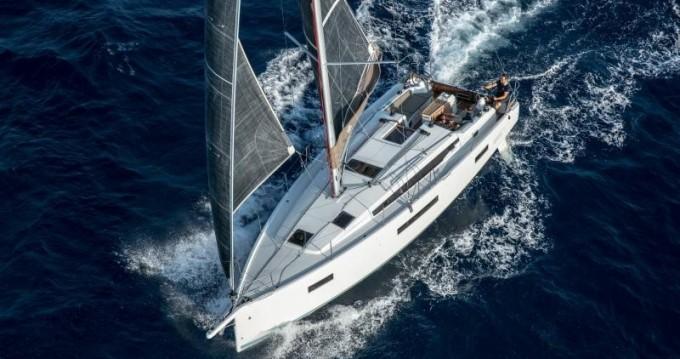 Boat rental Lefkas Egremni cheap Sun Odyssey 410
