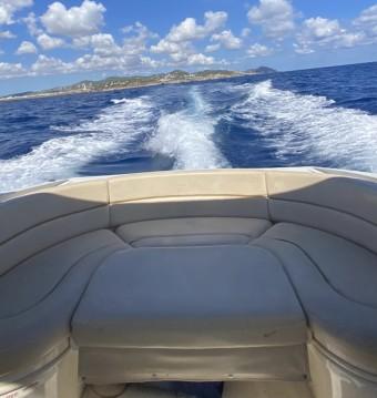 Motorboat for rent Santa Eulària des Riu at the best price