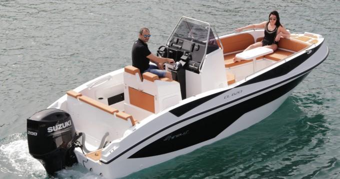 Boat rental Puerto Deportivo de Marbella cheap NIREUS 620