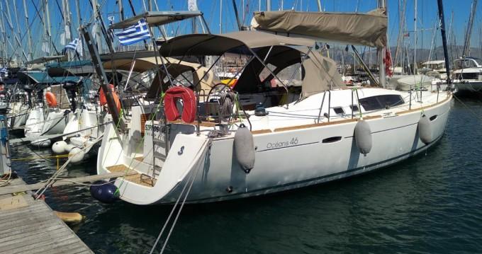 Rental Sailboat in Alimos - Bénéteau Oceanis 46.1