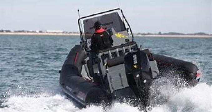 Boat rental Lorient cheap Valiant 690 Sport Fishing