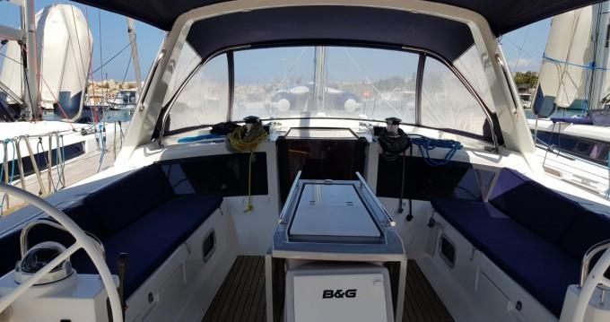 Hire Sailboat with or without skipper Bénéteau La Spezia