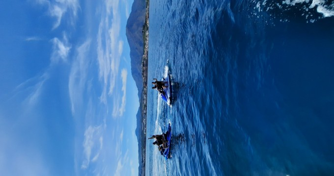 Hire Jet Ski with or without skipper Yamaha Estepona