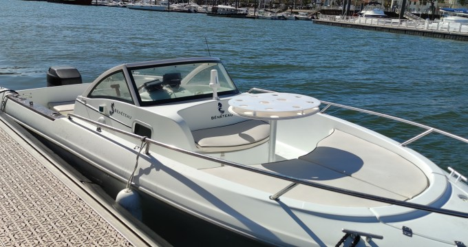 Hire Motorboat with or without skipper Bénéteau Arcachon