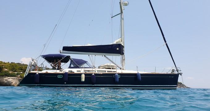 Boat rental Jeanneau Sun Odyssey 49 in Piraeus on Samboat