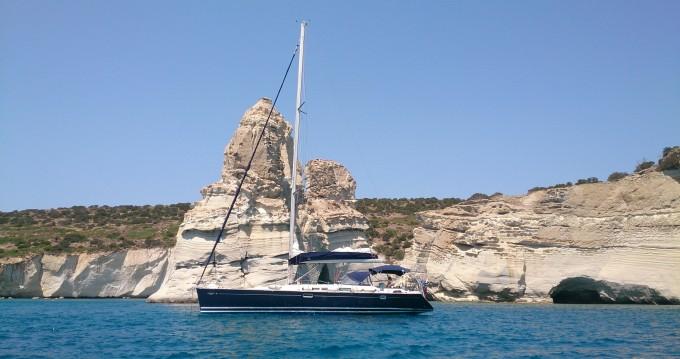 Rental Sailboat in Piraeus - Jeanneau Sun Odyssey 49