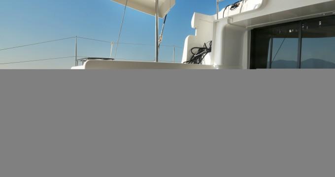 Rental Catamaran in Piraeus - Lagoon Lagoon 46