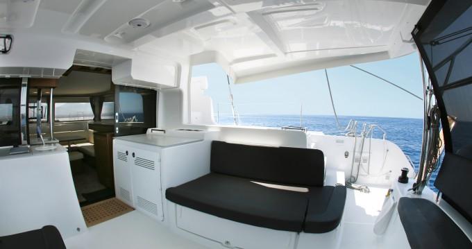 Catamaran for rent Piraeus at the best price
